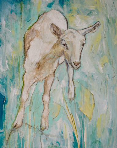 Got Your Goat, White - Katherine McClure