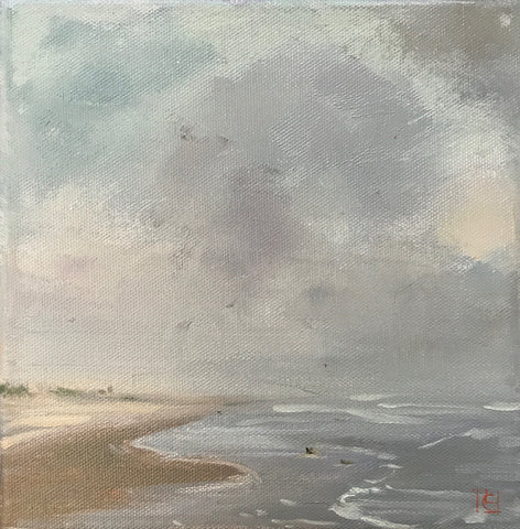 Grey Beach- Lisa Gleim
