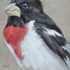 Grosbeak 4- Jane Ingols