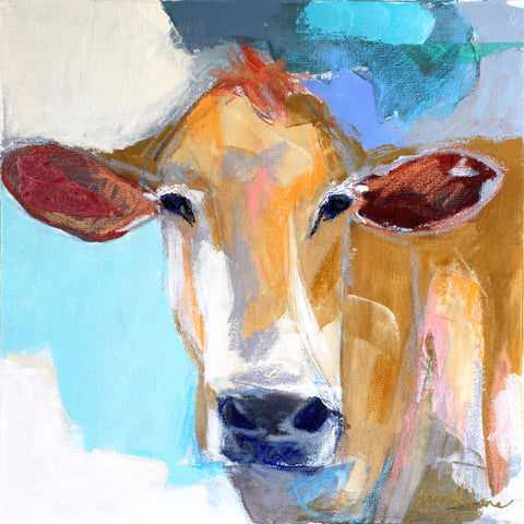 Lindy, A Tennessee Cow - Hannah Lane