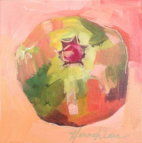 Peach Pomegranate - Hannah Lane