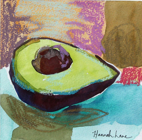 Avocado- Hannah Lane