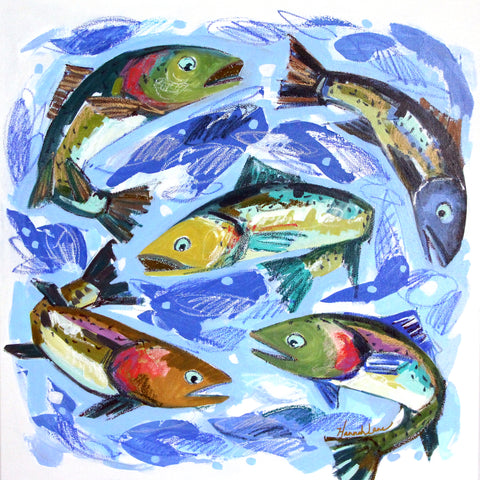 Circle of Trout