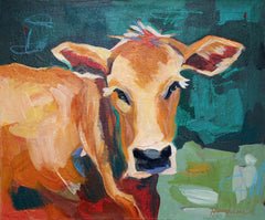 Golden Cow - Hannah Lane