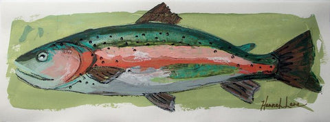 Rainbow Trout- Hannah Lane