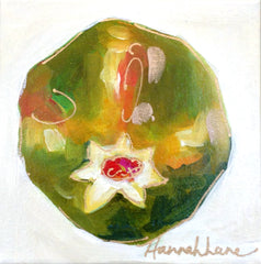 White Pomegranate - Hannah Lane