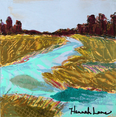Marshscape 3- Hannah Lane