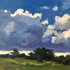 Heavy Clouds- Susie Callahan