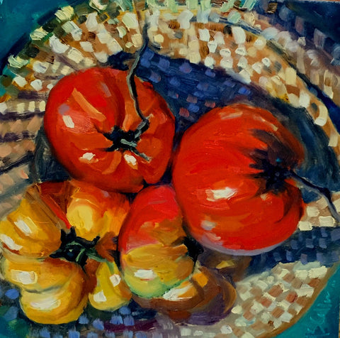 Heirloom Tomatoes- Susie Callahan