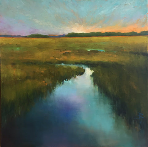 Cool Tidal Creek- Beth Williams