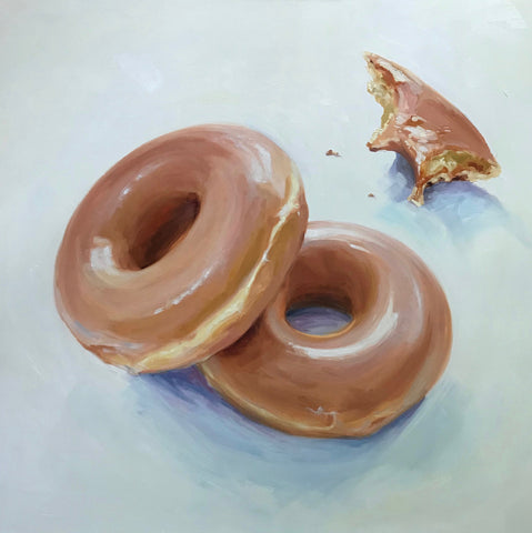 Glazed Commission - Lisa Gleim