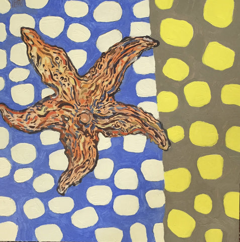 Starfish I- Lynne Hamontree
