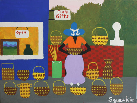 Basket Lady Gift Shop