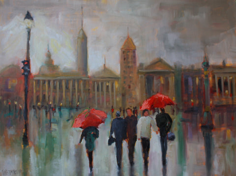 I Love the Rain! - Susan Westmoreland