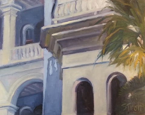 Italianate Windows at Battery - Susan Trott