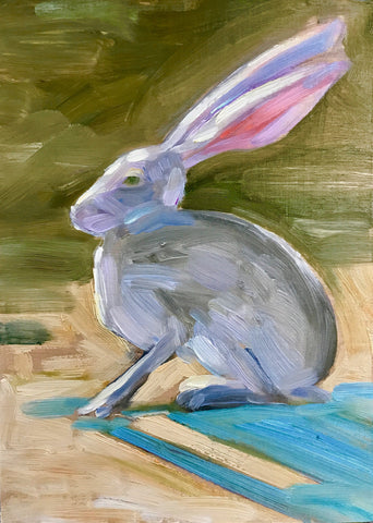 Jack Rabbit - Lisa Gleim