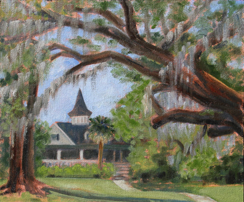 Magnolia Plantation and Gardens - Janie Ball
