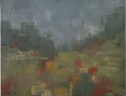 Abstract Landscape #6- Jeremy Fowler
