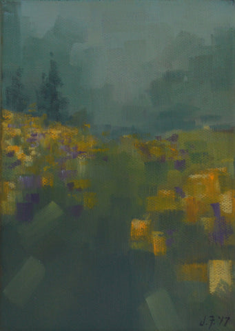 Foggy Meadow- Jeremy Fowler