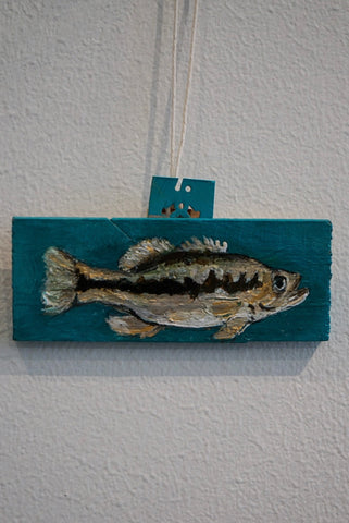 Ornament 9 - Fish