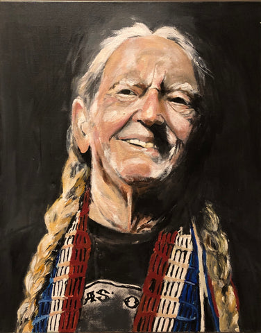 Happy Willie Nelson