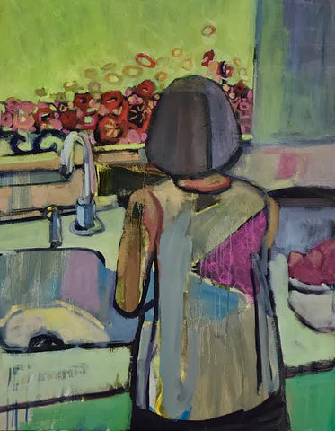 Kitchen Sink Dreams- Lynne Hamontree