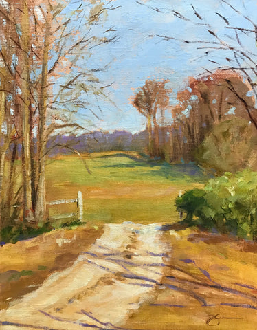 November Road - Lisa Gleim