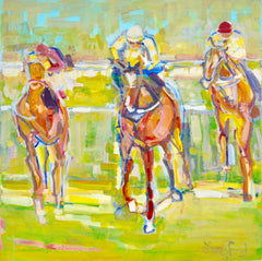 Betting On Horses- Langford Barksdale