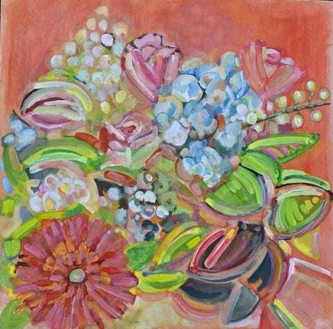 Dutch Floral II- Langford Barksdale