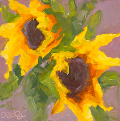Sunflowers - Lauren Ossolinski