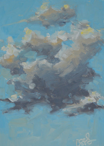 Clouds 1 - Lauren Ossolinski