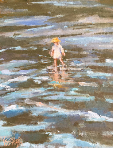 Low Tide Wander - Lauren Ossolinski