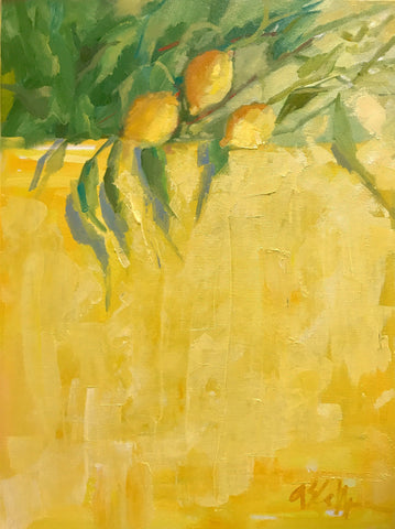 Lemon Love - Susie Callahan