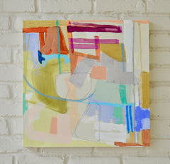 Shape Composition 1- Lisa Zager