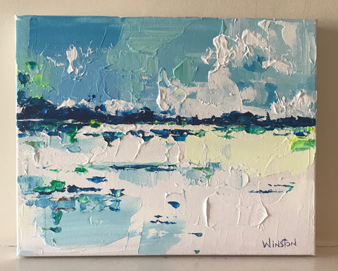 Low Country Marsh 2- Winston Wiant