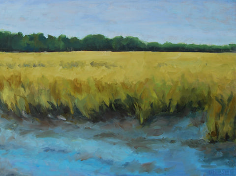 Lowcountry Marsh- Anne Strickland