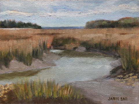 Lowcountry Landscape - Janie Ball