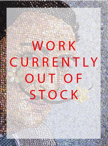 WORK CURRENTLY OUT OF STOCK