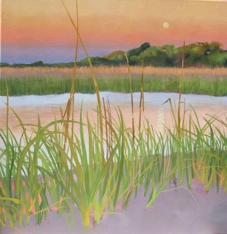 Moon Over Edisto - Janie Ball