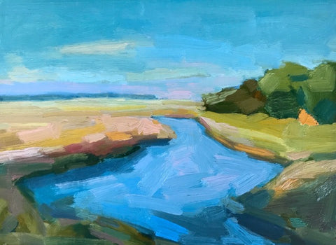Marsh Creek- Lynne Hamontree