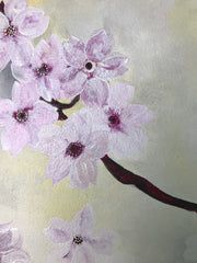 Cherry Blossom Triptych - Panel B