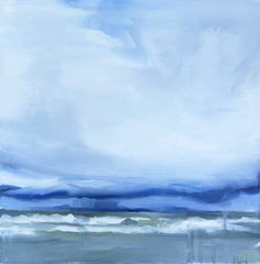 Moody Blue - Shannon Wood