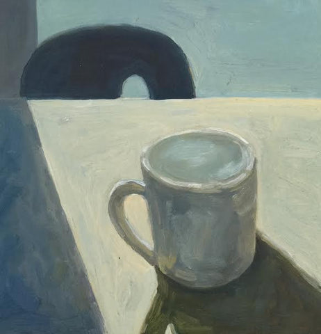 Morning Coffee - Lynne Hamontree
