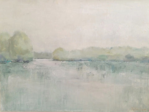 Morning Lake - Tyler Colgan