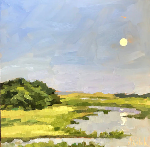 Morning Moon- Susie Callahan