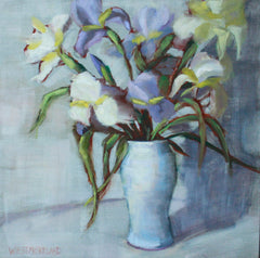 My Grandmother's Iris - Susan Westmoreland