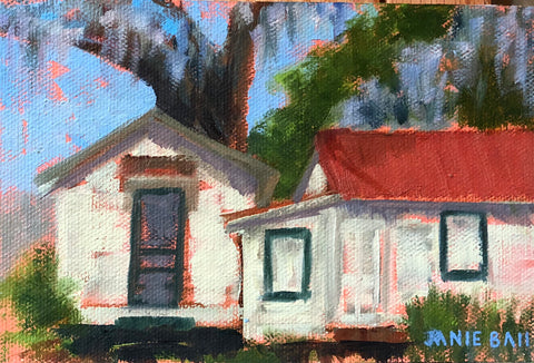 Outbuildings in Rockville- Janie Ball