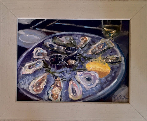 Oysters on the Half Shell- Susie Callahan