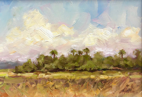 Palmetto Skyline- Tammy Medlin