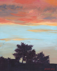 Palmetto Sunset - Janie Ball